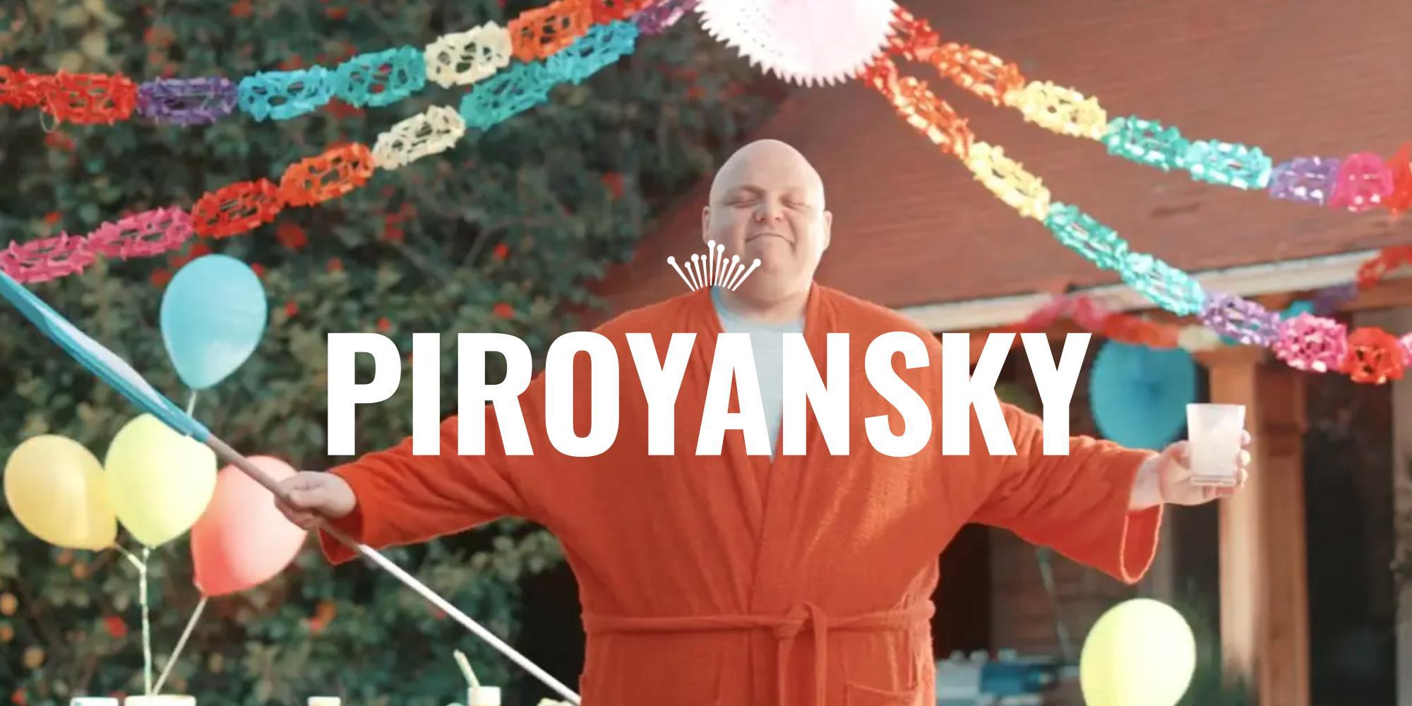 FRAME PIROYANSKY